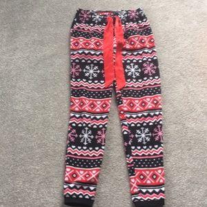 Girls pajama bottoms